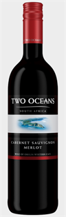 Two Oceans Cabernet Sauvignon Merlot 2014 750ml - Case of 12